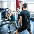 Photo Flash: In Rehearsal with SHAKESPEARE'S ROSE THEATRE Photo
