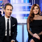 WILL & GRACE's Eric McCormack, Debra Messing Host GOLDEN GLOBES Anniversary Special on NBC