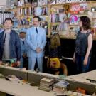 VIDEO: Watch Tony Nominees Katrina Lenk, Tony Shalhoub & the Cast of THE BAND'S VISIT Perform for NPR's Tiny Desk Series!