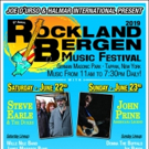 John Prine and Steve Earle & The Dukes To Headline Sixth Annual Rockland Bergen Music Festival