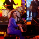 VIDEO: Sara Bareilles Performs New Single 'Fire' on GOOD MORNING AMERICA Video