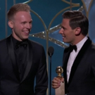 VIDEO: Benj Pasek & Justin Paul Accept GOLDEN GLOBE for Best Original Song Photo