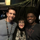Exclusive: Backstage at Rehearsal for the Olivier Awards with Andy Karl, Chita Rivera, and Adam J. Bernard