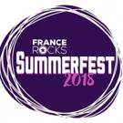 France Rocks SummerFest Reveals June 2018 Line Up
