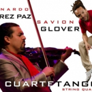 Savion Glover and Leonardo Suarez Paz Join For TANGO, TAP and FIRE at Feinstein's/54  Photo