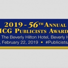 56th Annual ICG Publicists Awards Nominations Announced
