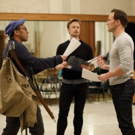 Photo Flash: Kelli O'Hara, Patrick Wilson & More In Rehearsal for BRIGADOON!