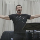VIDEO: Hugh Jackman Preps for THE GREATEST SHOWMAN With Broadway Favorites Jeremy Jordan, Cynthia Erivo & More