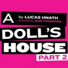 A DOLL'S HOUSE, PART 2 Comes to TheaterWorks Photo