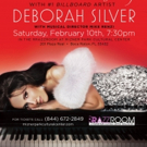The RRazz Room At Mizner Park Cultural Center Presents Deborah Silver's SILVER IS THE NEW RED
