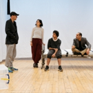 Photo Flash: Inside Rehearsal For EQUUS at Theatre Royal Stratford East