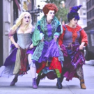 Go Behind The Scenes of I PUT A SPELL ON YOU: THE RETURN OF THE SANDERSON SISTERS Tonight On Instagram