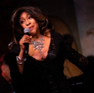Photo Flash: Mary Wilson of The Supremes Takes The Stage At Cafe Carlyle