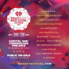 Halsey, Miley Cyrus, Chance The Rapper to Perform at 2019 IHEARTRADIO MUSIC FESTIVAL