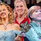 Backstage with Richard Ridge: Anna & Glinda & Lysistrata & More! FROZEN's Patti Murin Reflects on the Roles That Made Her Career