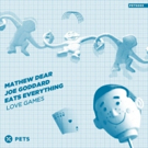 Eats Everything Teams Up with Matthew Dear and Joe Goddard on New Release LOVE GAMES