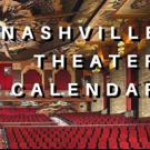 SAVE THE DATE: Nashville Theater Calendar for October 8, 2018