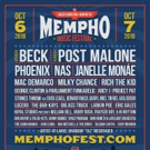 Beck, Post Malone, Phoenix, Nas To Headline 2018 Mempho Music Festival Photo