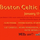 Passim Announces the 16th Annual Boston Celtic Music Festival Photo