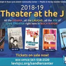 Levis JCC Sandler Center's Theater At The J Rings In The New Year With Exciting Perfo Photo