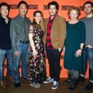 Photo Coverage: Anna Chlumsky, Adam Pally & the Cast of CARDINAL Meet the Press! Photo