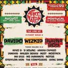 Wizkid, Burna Boy and Davido to Headline the Afro Nation Festival