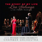 Lea Salonga's 'The Story of My Life' with the BYU Chamber Orchestra to be Released as an Album