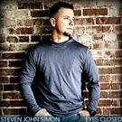 Steven John Simon Releases 'Eyes Closed' Photo