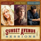 Michael Logen, Lizanne Knott, and Jesse Terry Collaborate on 'Sunset Avenue Sessions'