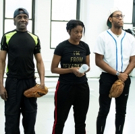 Photo Flash: In Rehearsal With Roundabout's TONI STONE