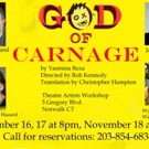 Theatre Artists Workshop Presents GOD OF CARNAGE Photo