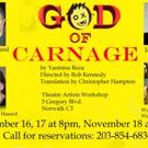 Theatre Artists Workshop Presents GOD OF CARNAGE