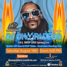 DJ Snoopadelic to Bring the Heat When He Spins at eSports Arena in Santa Ana, Califor Photo