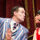 Ned Noyes as Max in THE PLAY THAT GOES WRONG