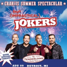 The Impractical Jokers Announce Three 2019 Live Performances as a Part of 'The Cranji Photo