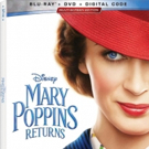 MARY POPPINS RETURNS Heads to Digital 4K Ultra HD, 4K Ultra HD, and Blu-ray Photo