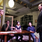 Photo Flash: First Look at Pop Up Theater, Inc.'s SEMINAR Photo