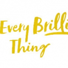 Vintage Theatre Presents EVERY BRILLIANT THING Photo
