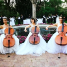 Rosanthorn Cello Trio Come to The Drama Factory