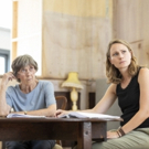 Photo Flash: Inside Rehearsal For the UK Premiere of THE HEIGHT OF THE STORM Photo