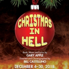 Scott Ahearn, Donna English, and More Lead Cast of CHRISTMAS IN HELL Photo