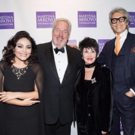 Photo Flash: Chita Rivera, Tommy Tune and More Honored at Martina Arroyo Foundation's Photo