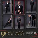 Photo Flash: ABC Unveils 90TH OSCARS Key Art ft. Host Jimmy Kimmel
