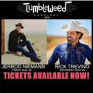 Jerrod Neimann And Rick Trevino Set To Headline Tumbleweed Festival In Kansas