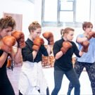 Photo Flash: In Rehearsal with THE SWEET SCIENCE OF BRUISING Photos