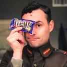 Photo Flash: Christy Altomare Gives Max von Essen an Intermission Snack, and More Saturday Intermission Pics!