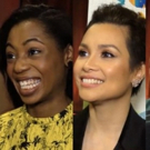 BWW TV: Go Inside Opening Night with ONCE ON THIS ISLAND's Hailey Kilgore, Lea Salong Video