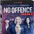Acorn TV's Outrageous British Police Procedural Returns NO OFFENCE, Series 2 DVD Debu Photo