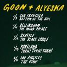 Goon/Alyeska Announce January West Coast Tour Photo