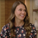VIDEO: Sutton Foster Talks YOUNGER & Gives Advice to Recent Graduates on LIVE WITH KELLY AND RYAN